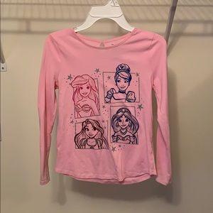 Disney Jumping Bean Princess Shirt in Size 10